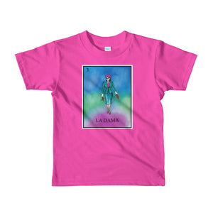 La Dama Loteria Kids 2-6 yrs t-shirt