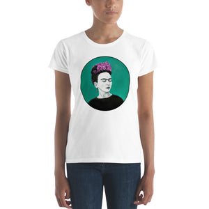Frida Circle Women's t-shirt