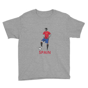 El Futbolista Spain Boy's T-Shirt