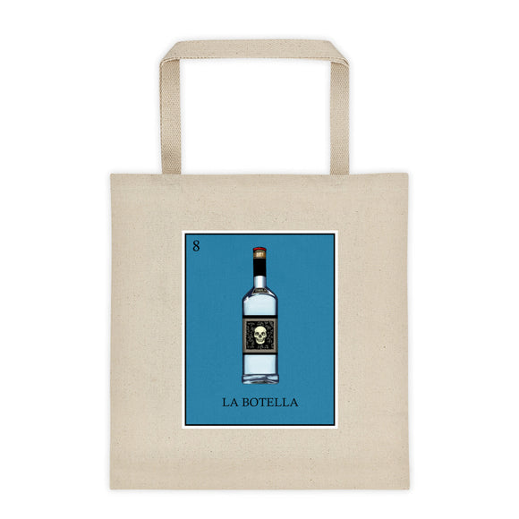 La Botella Loteria Tote bag 12oz
