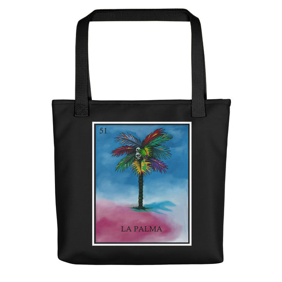 La Palma Loteria All-Over Tote bag