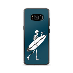 El Surfista Skeleton Shaka Samsung Case