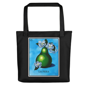 La Pera Loteria All-Over Tote bag