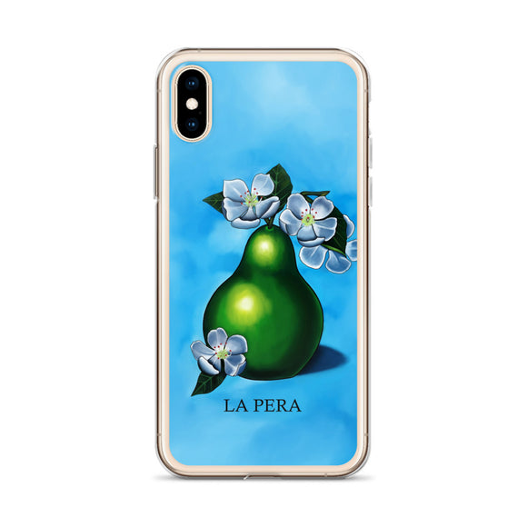 La Pera Loteria iPhone Case