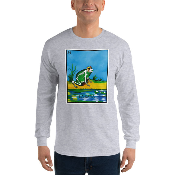 La Rana Loteria Men's Long Sleeve T-Shirt