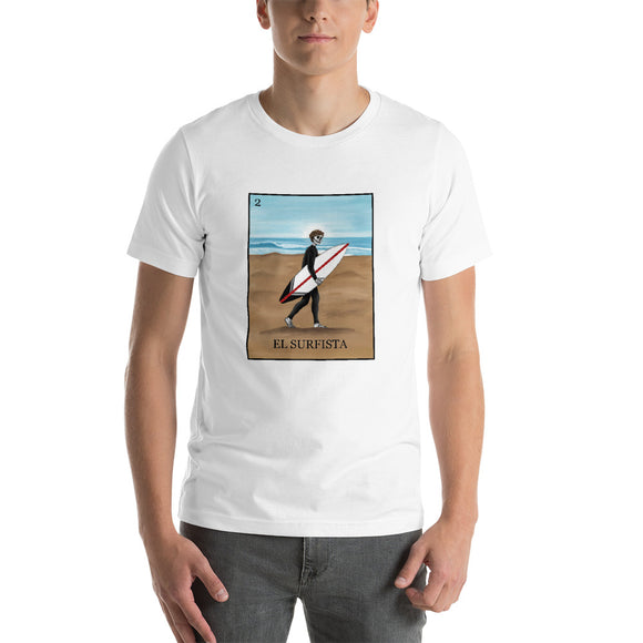 El Surfista Men's T-Shirt