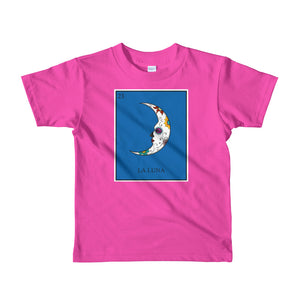 La Luna Loteria kids 2-6 yrs t-shirt