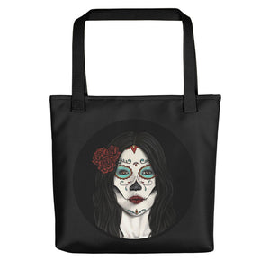 Catrina Circle Tote bag