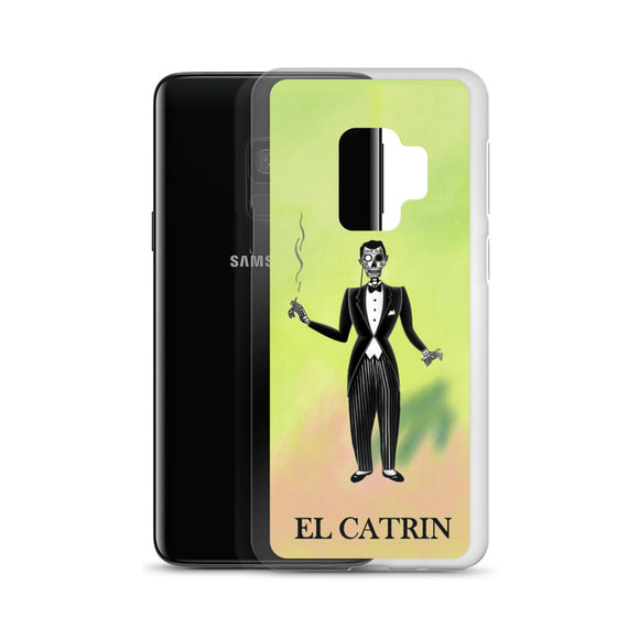 El Catrin Loteria samsung pilar grother phone case