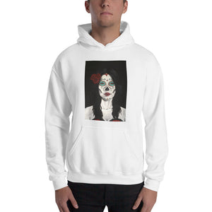 Catrina Day of the Dead Hoodie