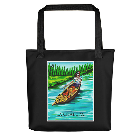 La Chalupa Loteria All-Over Tote bag