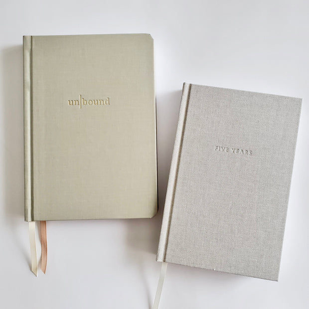 Bundle - Undated Planner + Journal