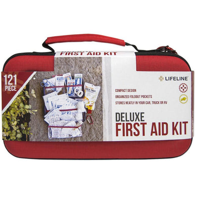 Lifeline 121-Piece First Aid Kit - at sylentbeast.net an online store for outdoor gear.
