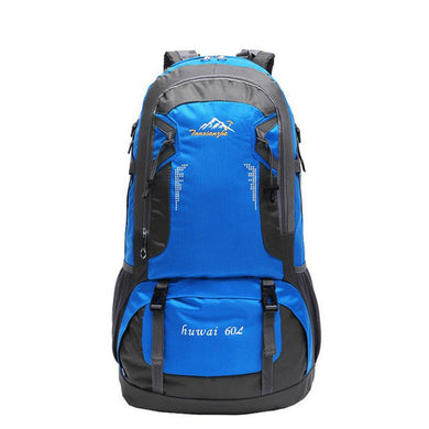 Pro Outdoor Hiking Backpack - at sylentbeast.net an online store for outdoor gear.