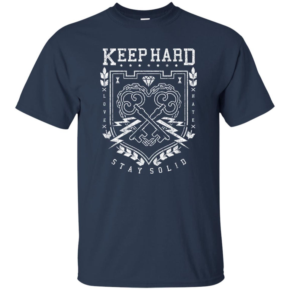 175 - RTP - Roach Graphics - Keep Hard-01 - Adult Unisex T-Shirt