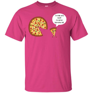 615 - RTP - Maria Funny Bundle - Angry Pizza - Adult Unisex T-Shirt