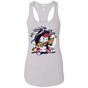 Your Time Will Come - Street Style Art - Women's Racerback Tank Top