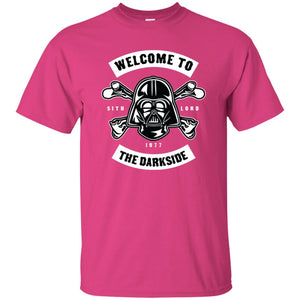 270 - RTP - Roach Graphics - Welcome To The Darkside-01 - Adult Unisex T-Shirt