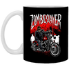 Zombie Slayer - 11 oz. White Mug - 363