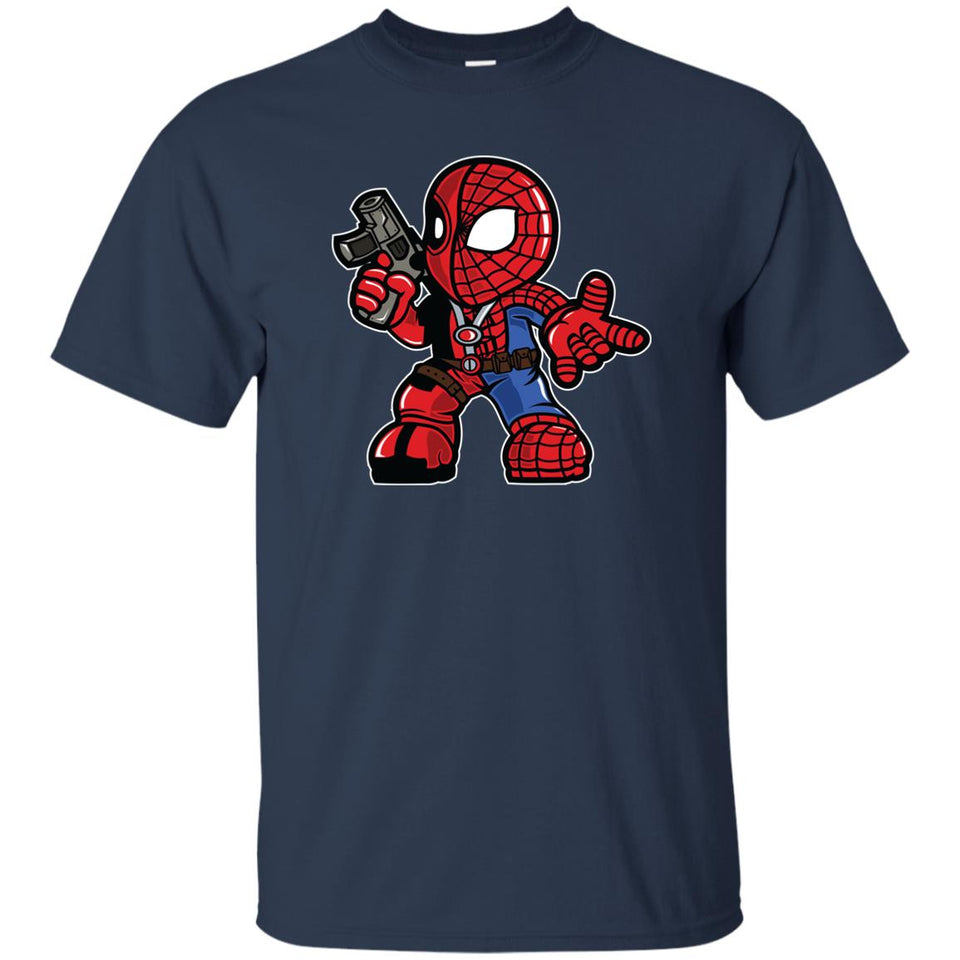 234 - RTP - Roach Graphics - Spider Merc-01 - Adult Unisex T-Shirt
