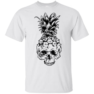529 - Tattoos Art - Pinnapple - Adult Unisex T-Shirt