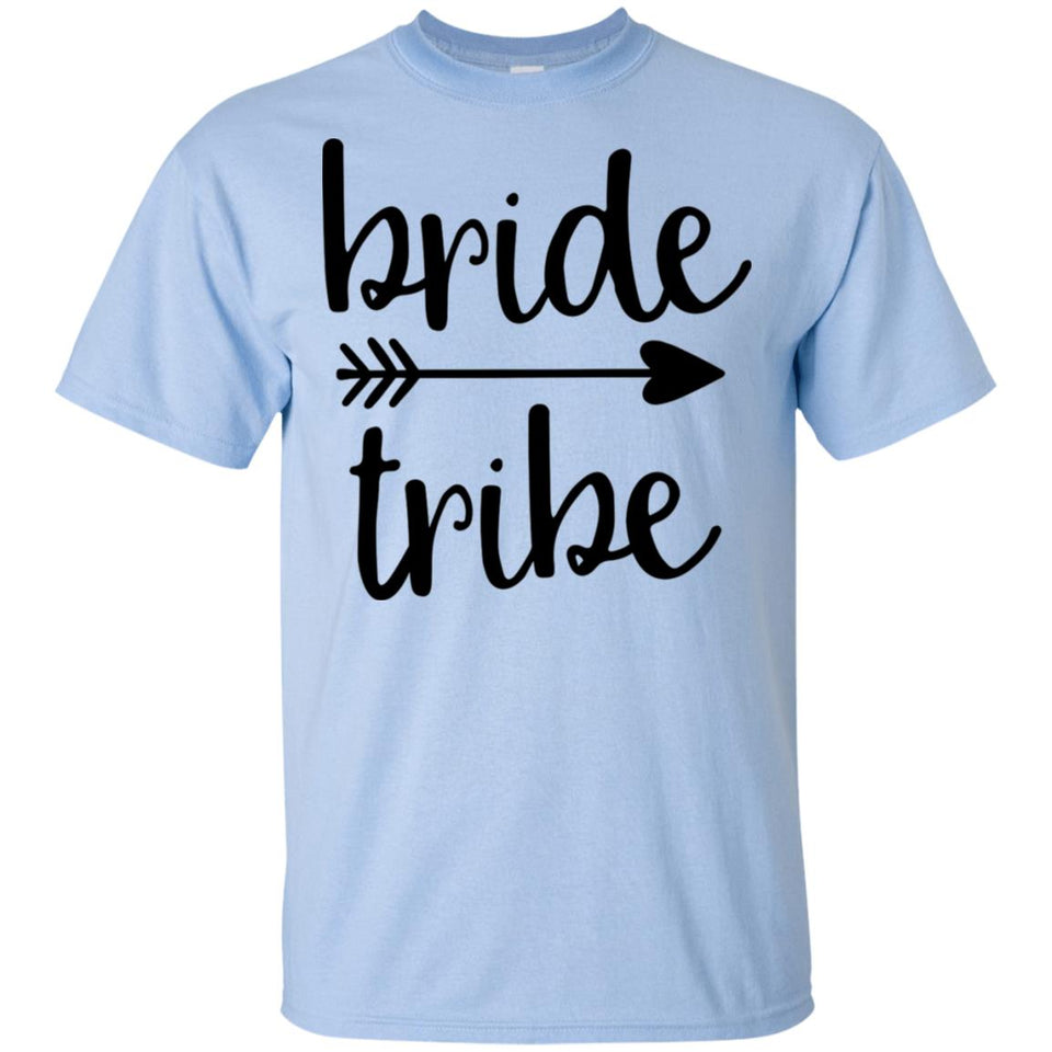 2306B - RTP - Wedding Quotes - Bride-And-Bride-Tribe-Joyful-Creations - Adult Unisex T-Shirt