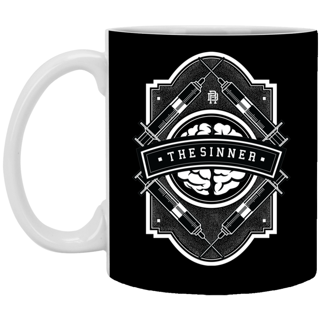 The Sinner - 11 oz Ceramic Mug - 260
