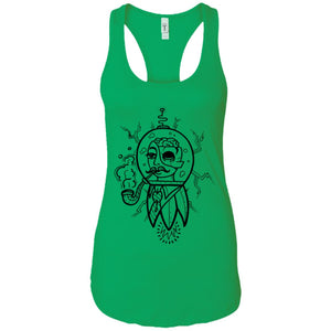 Future Sr - Tattoos Art - Women's Racerback Tank Top