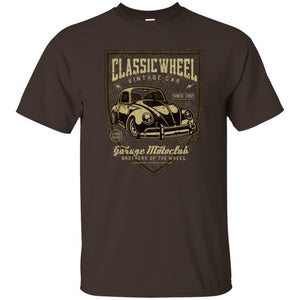 126 - RTP - Roach Graphics - Classic Wheel-01 - Adult Unisex T-Shirt