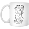Cosmos - Tattoos Art - 11 oz. White Mug - 406