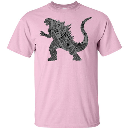 57 - RTP - Caffein Art - Kaiju - Animal Art - Adult Unisex T-Shirt