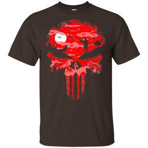 86 - RTP - Caffein Art - Stand And Bleed - Horror Art - Adult Unisex T-Shirt