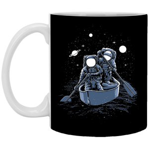 Across The Galaxy - 11 oz. White Mug - 274