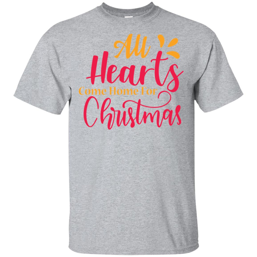 2038 - All Hearts Come Home - Adult Unisex T-Shirt