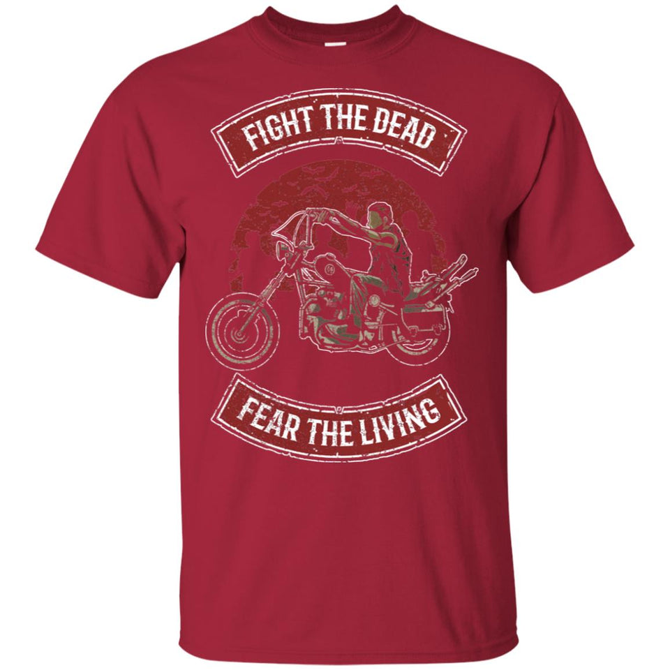 297 - Emirez's Bundle - Fight The Dead - Adult Unisex T-Shirt