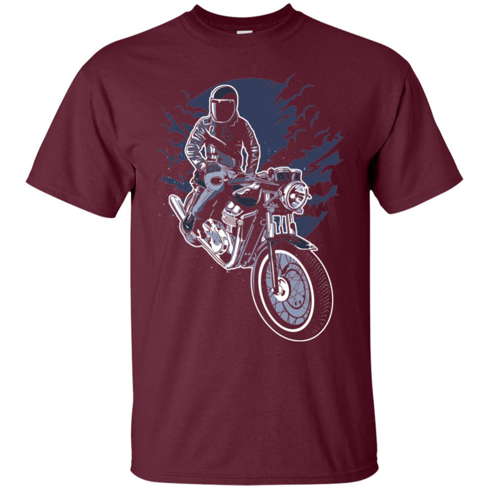 324 - Emirez's Bundle - Night Rider - Adult Unisex T-Shirt