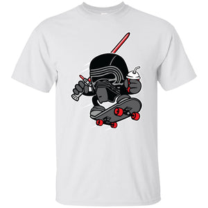178 - RTP - Roach Graphics - Kylo Skate-01 - Adult Unisex T-Shirt