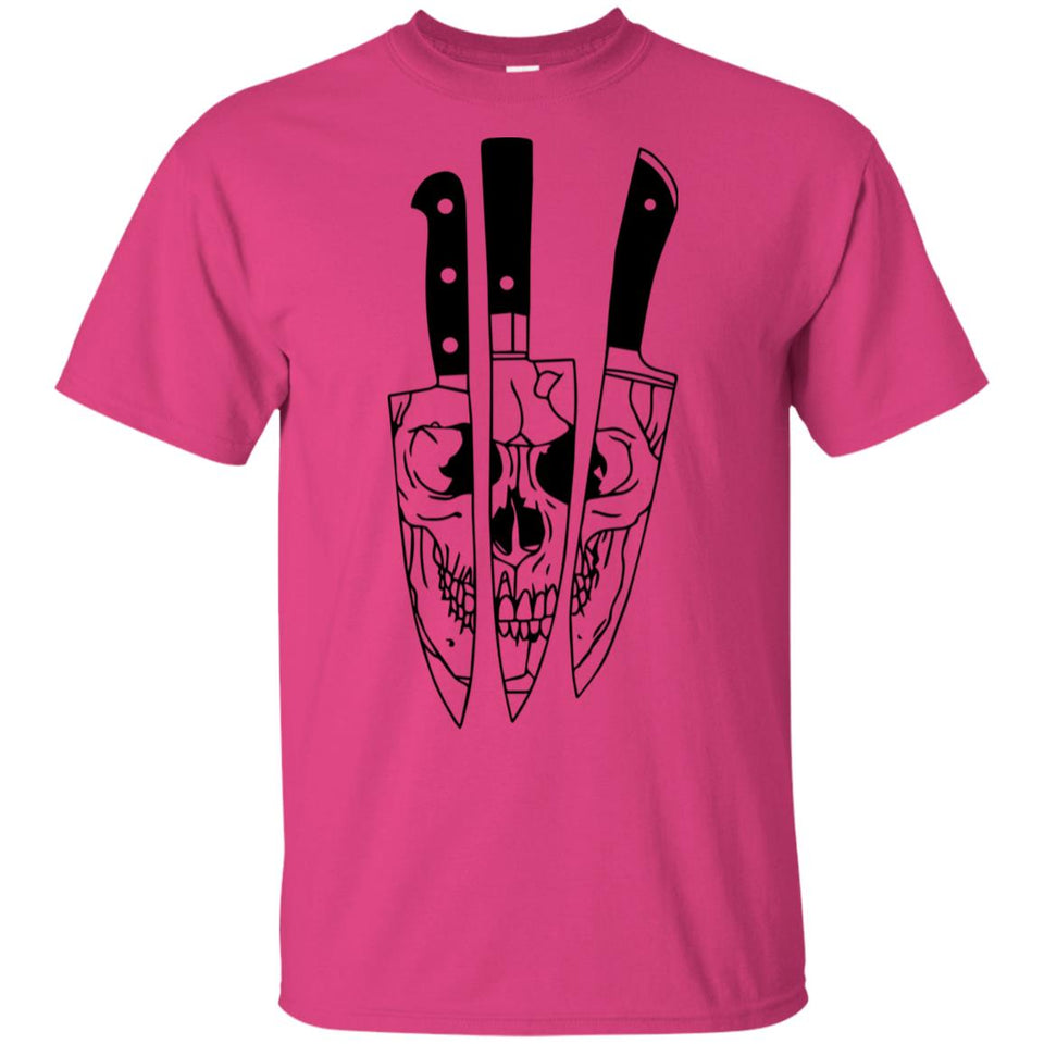 475 - Tattoos Art - Knives 1 G200 Gildan Ultra Cotton T-Shirt