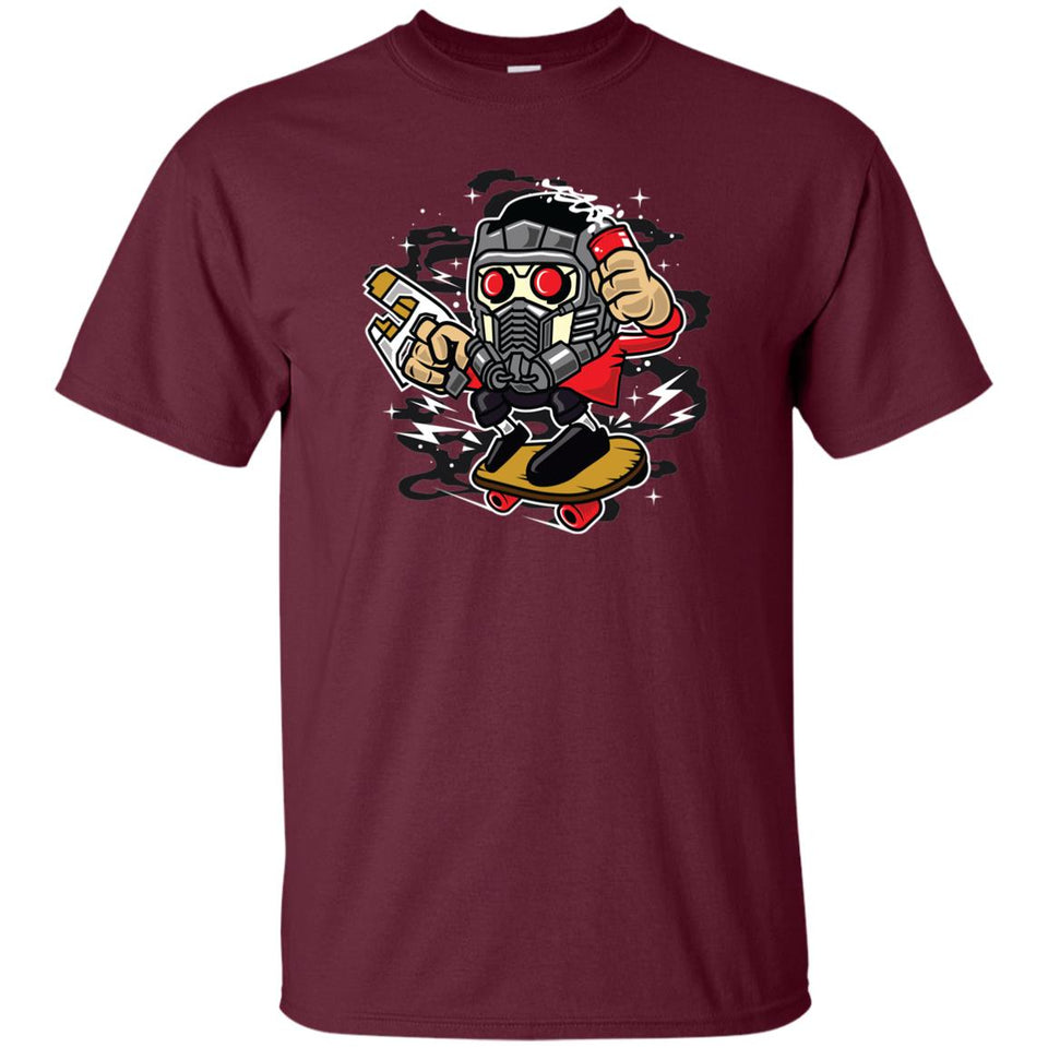 222 - RTP - Roach Graphics - Skate Lord-01 - Adult Unisex T-Shirt