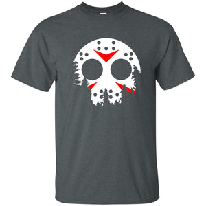 55 - RTP - Caffein Art - Jason Moon - Horror Art - Adult Unisex T-Shirt