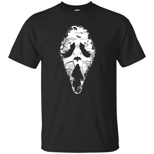 71 - RTP - Caffein Art - Reaper Scream - Horror Art - Adult Unisex T-Shirt