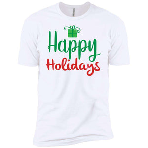Happy Holidays Christmas T-Shirt