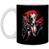 Jason Will Be Back - 11 oz. White Mug - 315