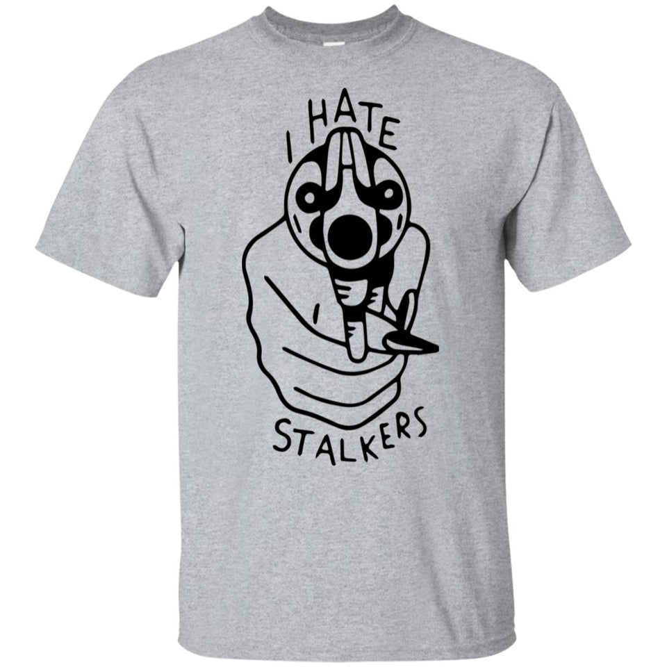 453 - Tattoos Art - Hate stalkers G200 Gildan Ultra Cotton T-Shirt