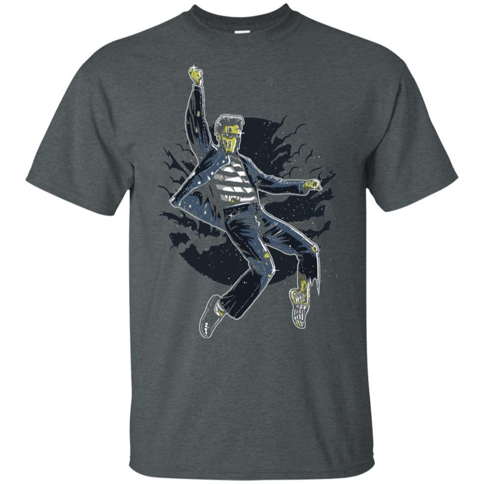 358 - Emirez's Bundle - Zombie King - Adult Unisex T-Shirt