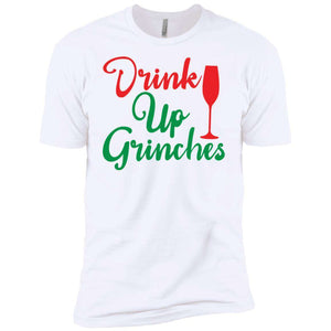 Drink Up Christmas T-Shirt