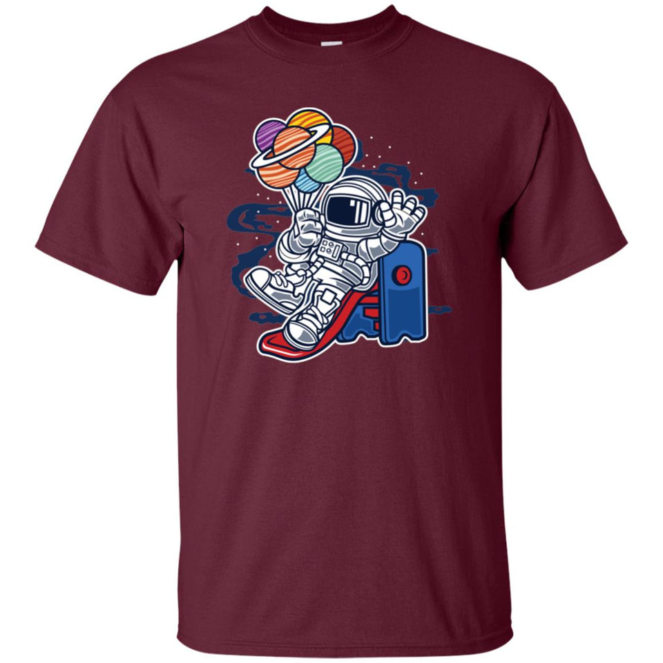 232 - RTP - Roach Graphics - Space Slider-01 - Adult Unisex T-Shirt