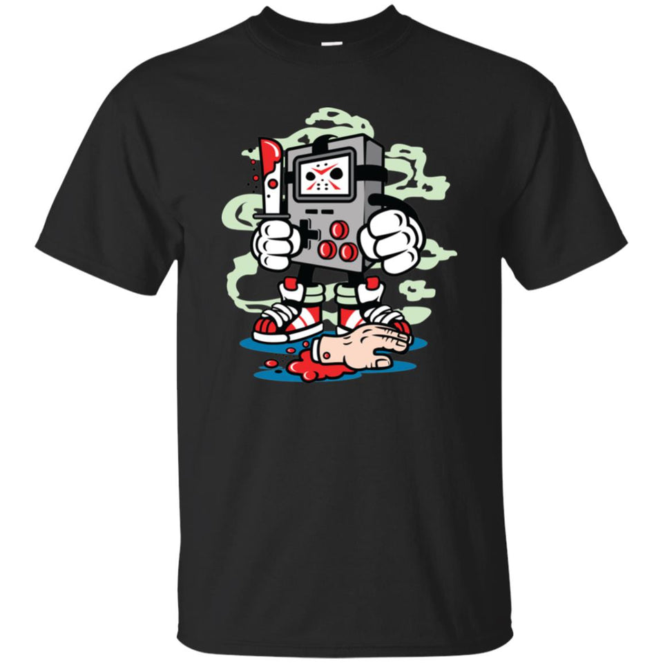 153 - RTP - Roach Graphics - Gamers Killer-01 - Adult Unisex T-Shirt