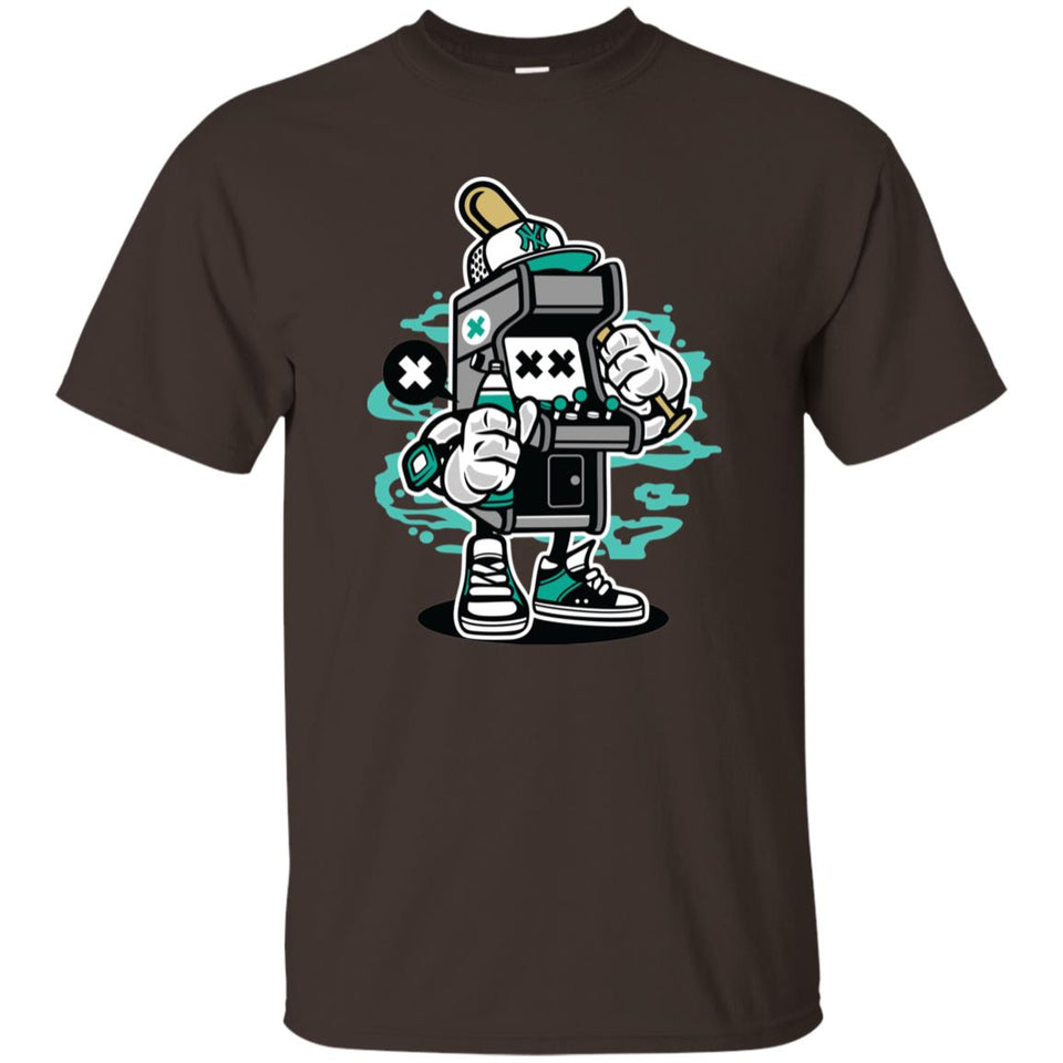 151 - RTP - Roach Graphics - Game On 2-01 - Adult Unisex T-Shirt