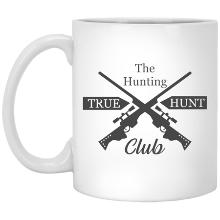 The Hunting Club - Hunting - 11 oz. White Mug - 2170